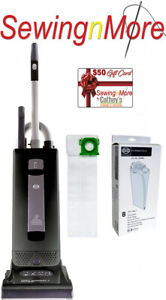 Sebo 9501am Automatic X4 Black Upright Vacuum W Free Bonus Package