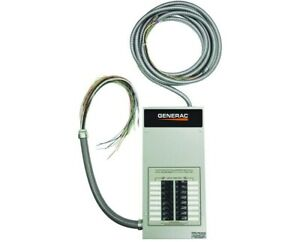 Generac 42 circuit 200 Amp Automatic Transfer Switch With Load Center