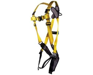 Ultra Safe Alumisafe Full Body Harness With Quick Release Buckles X large