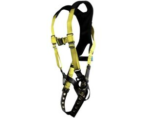 Ultra Safe X pad Back Pad Classic Harness With Hip D rings small Large