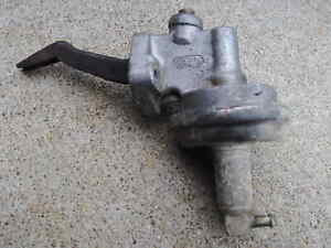 1969 Ford Mustang 390 Carter Button Top Fuel Pump 4194