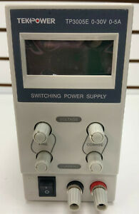 Tekpower Supply Tp3005e 30 Volts 5 Amps Dc Switching