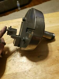 o Spin Grinding Fixture