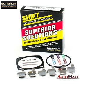 Th350 Th400 700 R4 250 Transmission Governor Springs Weights Shift Kit