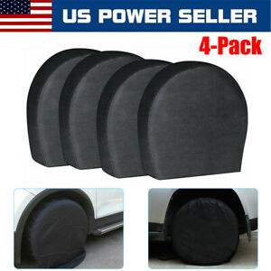 27 32 Waterproof Wheel Tire Covers Sun Protector For Truck Car Rv Trailer Suv