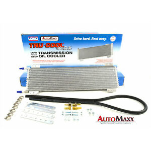 Tru Cool Max Lpd49211 Automatic Transmission Cooler 30000 Gvw Max Fin Plate