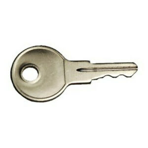 1 X Replacement Key For Pyramid Ptr 4000 4000hd 3500 3700 Time Clock