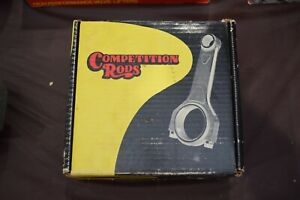 Competition Comp Cams Sbc Magnum Connecting Forged Rods 5 700 265 400 Chevy