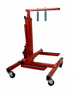 Dragway Tools Hydraulic Door Installer And Remover Jack Lift Hoist