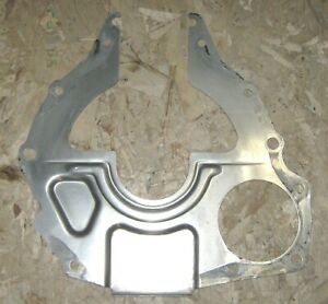 Ford Thunderbird Turbo Coupe 2 3 Engine Block Cover Plate Dust Shield Svo Orig