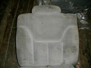 1995 Chevrolet Tahoe Rear Seat Assembly Gray Cloth