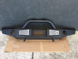 Smittybilt Xrc Atlas Front Bumper 07 17 Jeep Wrangler Jk For Local Pickup
