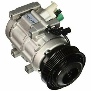 Four Seasons 68120 New Ac Compressor With Specific Electrical Connector