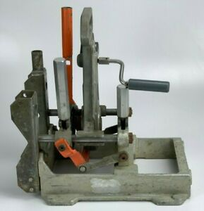 Mcelroy 2 Pipe Fusion Machine Includes Facer