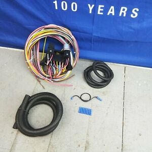 1973 1979 Ford Truck 78 1979 Bronco Wire Harness Fuse Block Upgrade Kit