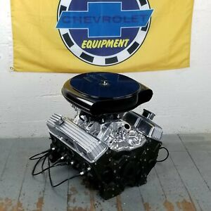 Sb Chevy Caddy Air Cleaner Engine Dress Up Kit Valve Covers Breathers V8 Sbc 327