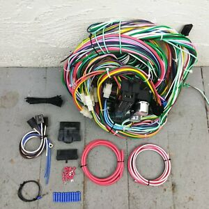 1939 1942 Studebaker Wire Harness Upgrade Kit Fits Painless Fuse Block Compact