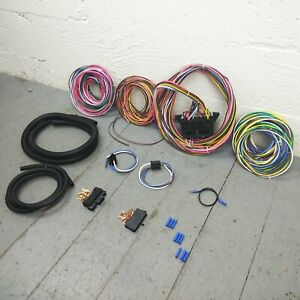 1980 86 Ford Truck F Series 12 Fuse 103 Terminal Wiring Harness Fuse Panel Kit