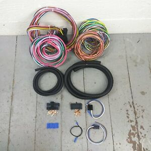 1967 79 Ford Truck F Series 12 Fuse 103 Terminal Wiring Harness Fuse Panel Kit