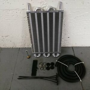 1960 69 Chevy Corvair 6 row 13 Transmission Trans Oil Cooler Spyder Flat six 95