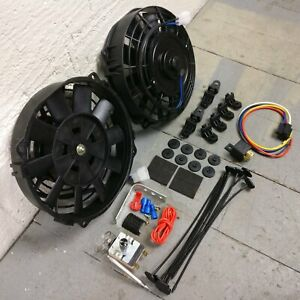 1978 88 Gm G body 1248 Cfm 12 Radiator Cooling Fan Temp Switch Kit T type 229