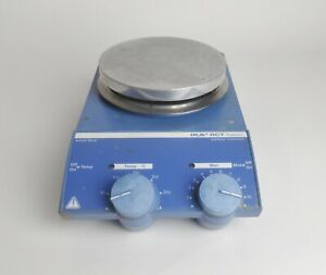 Ika Rct Basic Hot Plat Magnetic Stirrer