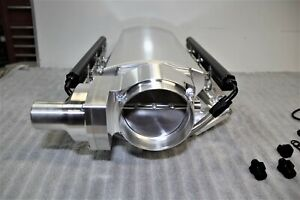 102mm Aluminum Low Profile Ls1 Ls2 Ls6 Intake Manifold 5 3 6 0 5 7 Throttle Body