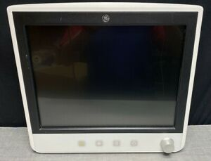 Ge M1809001 Anesthesia High Level Assembly Display Unit 15 Touchscreen