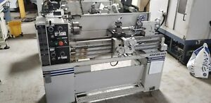Used Acra turn 1340v Variable Speed Engine Lathe Manual Turning Center 2005
