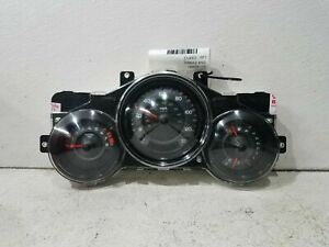 2003 2006 Honda Element Ex Auto W Side Srs Speedometer Gauge Cluster Panel Tach