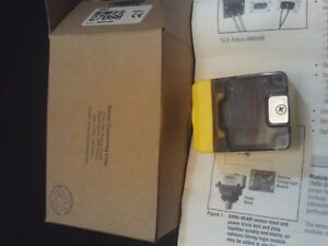 Banner Osbcv Photoelectric Sensor Omni Beam 27088 New Nib