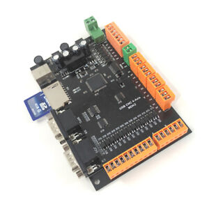 For Mdk2 Cnc Usb 4 Axis Stepper Motor Controller Breakout Board With Mpg I D3x6