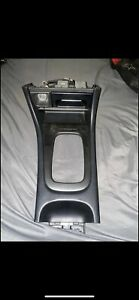Jdm 94 01 Honda Acura Integra Type R Center Console Carbon read Description