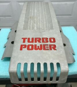 Gm 6 5 L Diesel Turbo Power Cover 1994 95 Elect Ds4 Inj Pump Engine Cover