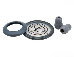 3m Littmann Spare Parts Kit Classic Ii S e gray Model 40006 Free Shipping