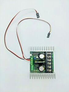 Refurbished Used Dual Sabertooth 2x32a Brushed Dc Motor Speed Controller Driver