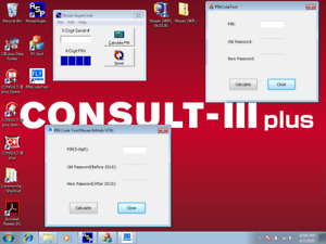 Nissan Consult 3 Plus 240gb Ssd For Panasonic Diagnostic Touchscreen Laptops