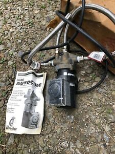 Laing Autocirc Act 303 btw Recirculating Pump W Timer Hoses Only Used 1 Year