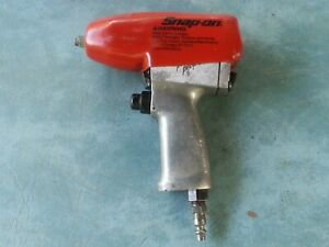 Snap On 3 8 Drive Pneumatic Air Impact Wrench Im31 W Sleeve