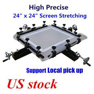 High Precise Manual Screen Printing Stretcher Screen Printing Plate Making Tool