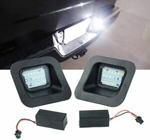 Led License Plate Light Lamp Replacement Assembly For Dodge Ram 1500 2003 2018