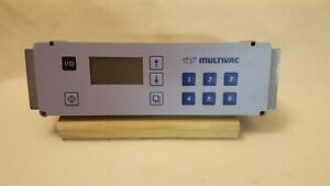 Multivac Chamber Machine Control Panel Mc06nr S65 Part Number 105204697