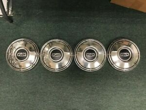 67 74 N O S Ford Galaxie Fairlane Pickup Truck Hubcaps Center Cap