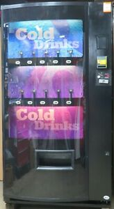 Vendo Soda Can bottle Drink Vending Machine With Credit Card Reader