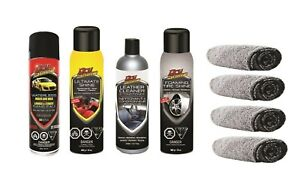 Dry Shine Waterless Car Wash Wax Combo Pack Top Rated Free Shipping