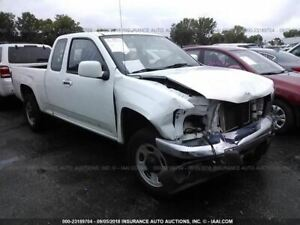 Seat Belt Front Bucket Opt Ar9 Extended Cab Passenger Fits 08 12 Canyon 794364