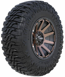 4 New Federal Xplora M T Mud Terrain Tires 33x12 50r22 109q 10ply Rated