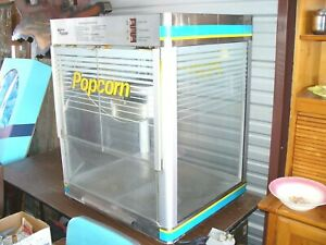 Used Commercial Popcorn Maker Machine star Mfg galaxy Popper
