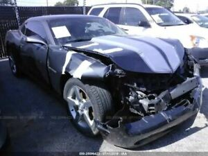 Automatic Transmission 3 6l Without Transmission Upgrade Fits 10 Camaro 830366