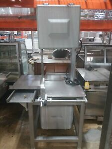 Hobart 5701d Commercial Meat Saw 3 Ph 3 Hp 200 230v